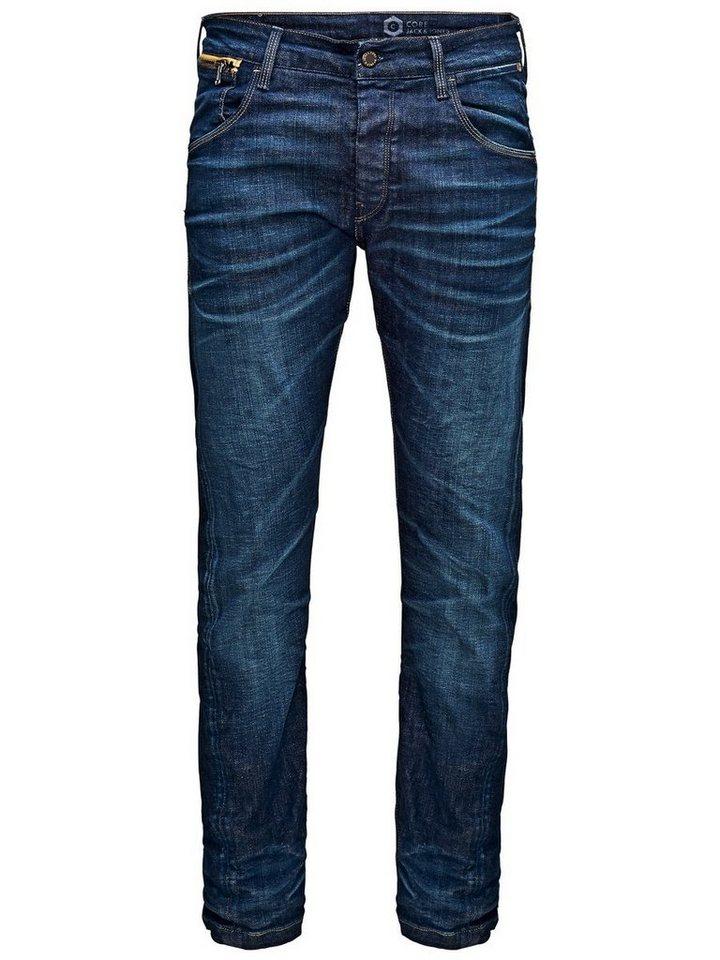 Jack & Jones Nick Lab BL 558 Regular fit Jeans in Blue Denim