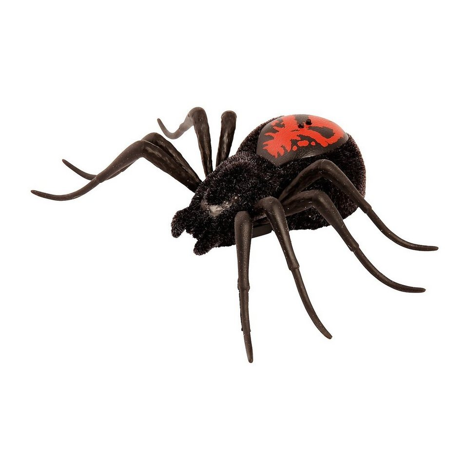 BOTI WILD PETS S1 Spinne schwarz/rot