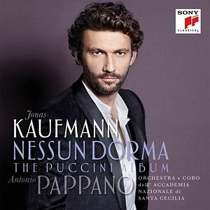 CD+DVD »Giacomo Puccini: Nessun Dorma - The Puccini...«