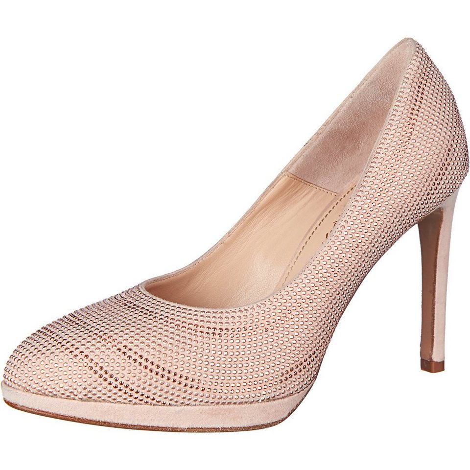 Franco Russo Pumps in beige