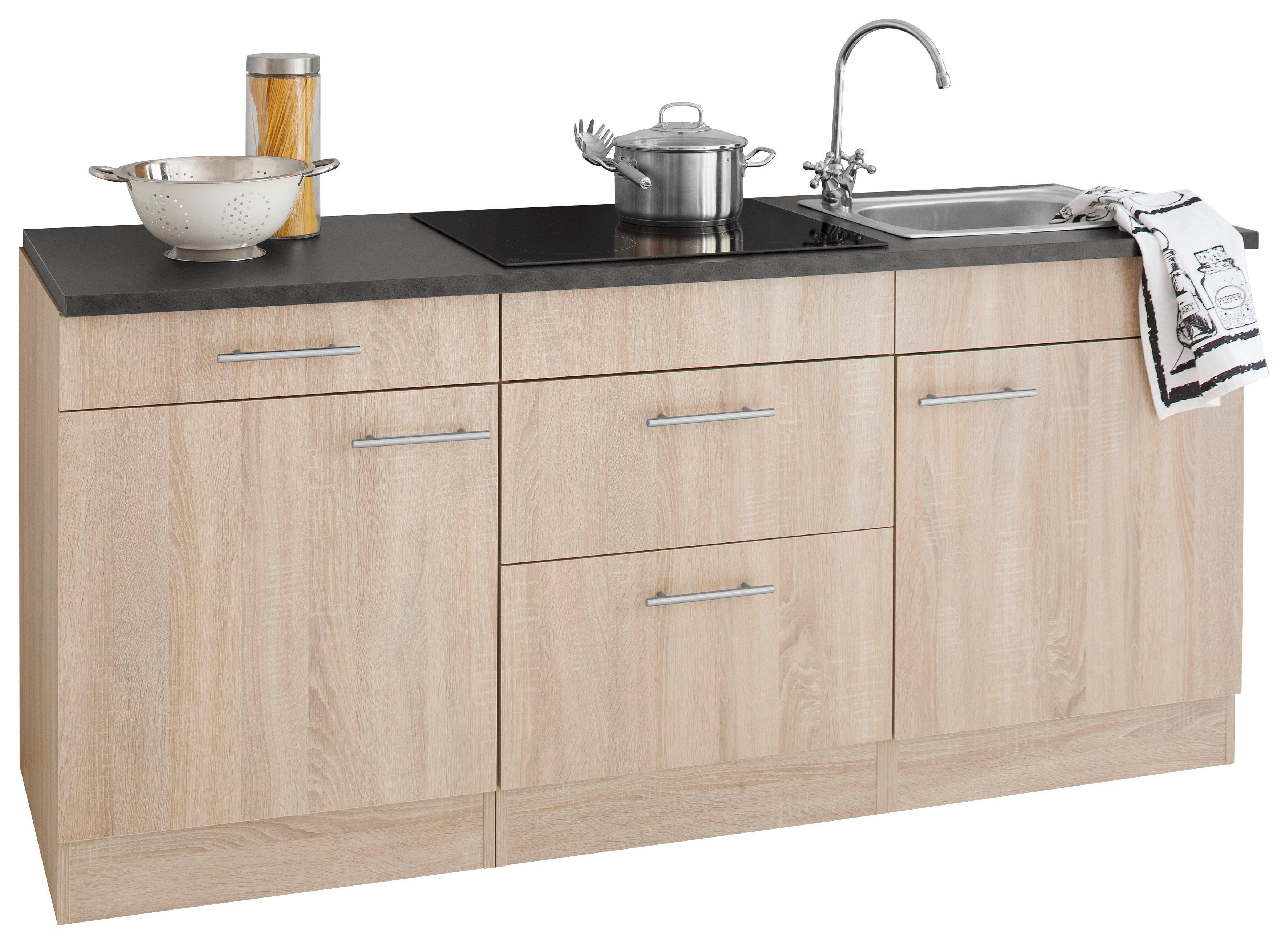 Super OPTIFIT Singleküchen-Modul »Mini« inkl. E-Geräten, Breite 180 cm  OP55