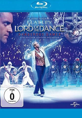Blu-ray »Michael Flatley - Lord of the Dance: Dangerous...«