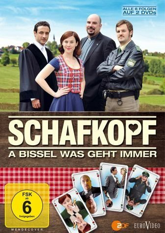 DVD »Schafkopf - A bissel was geht immer (2 Discs)«
