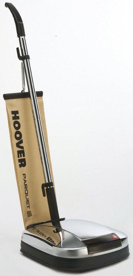 Hoover Saugbohner F38 PQ, beige/edelstahl in beige / Edelstahl