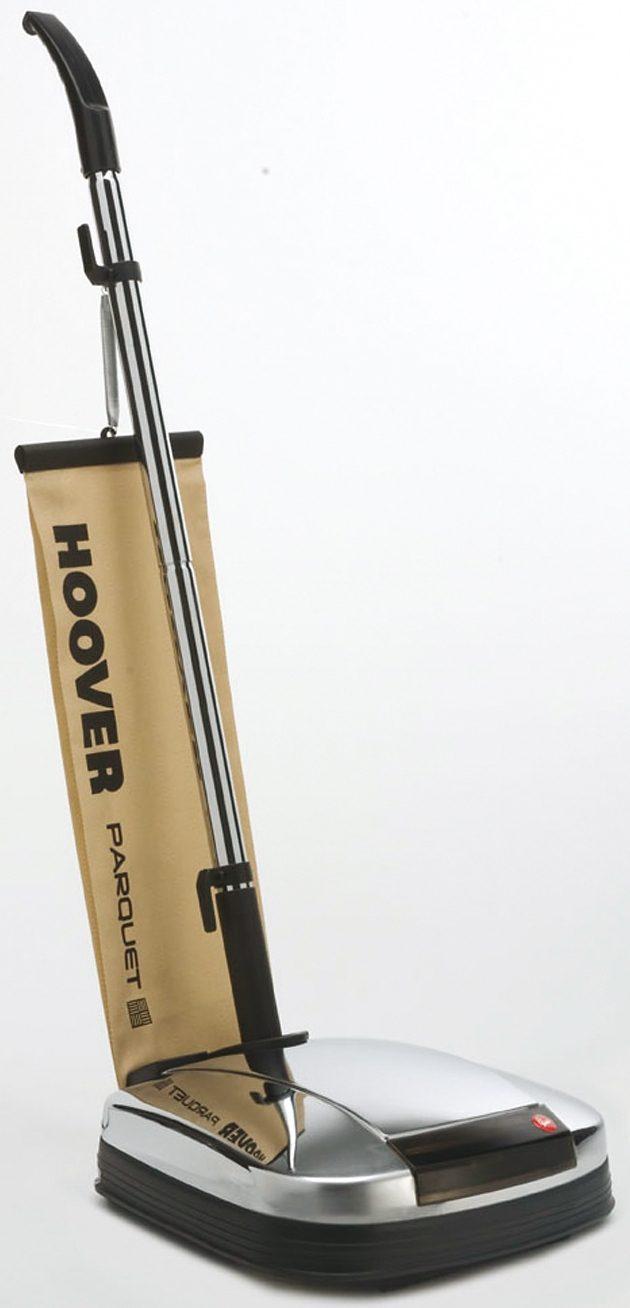 Hoover Saugbohner F38 PQ, beige/edelstahl