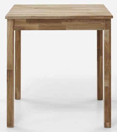 Massivholz Esstisch kaufen » Esszimmertisch aus Holz | OTTO