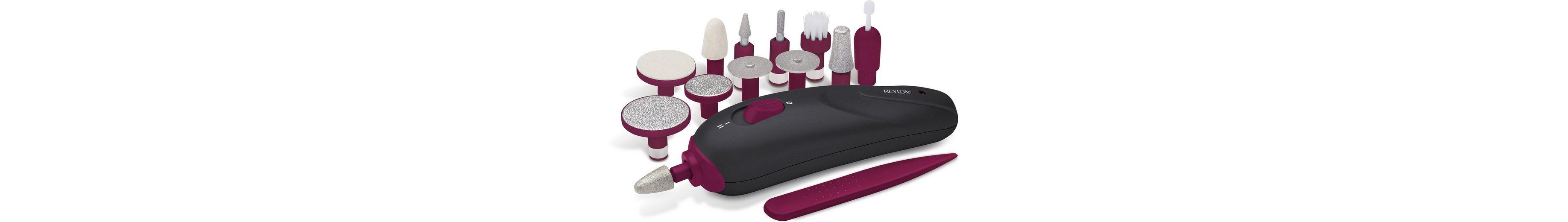 Revlon® Pediküre/Maniküre-Gerät STYLE & DRY RVSP3529PKE, integrierter Nageltrockner