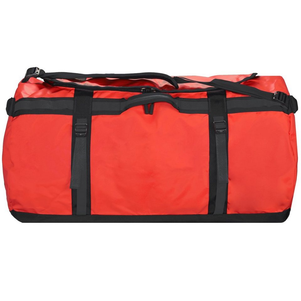 The North Face Base Camp Duffel XXL Reisetasche 80 cm in tnf red -tnf black