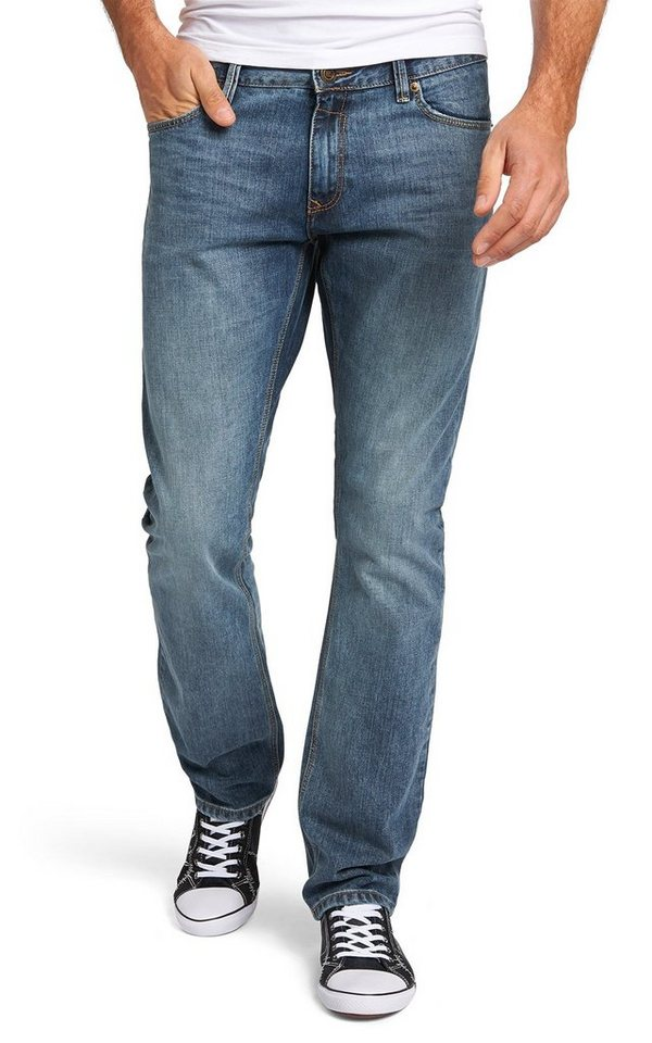 H.I.S Jeans »Stanton, Five-Pocket-Style« in blizzard blue