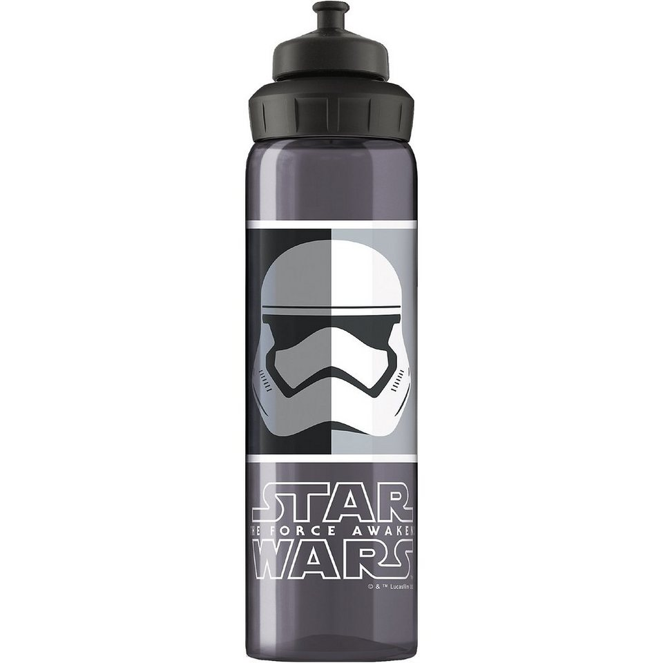 SIGG Trinkflasche VIVA 3-Stage Star Wars, 750 ml in grau