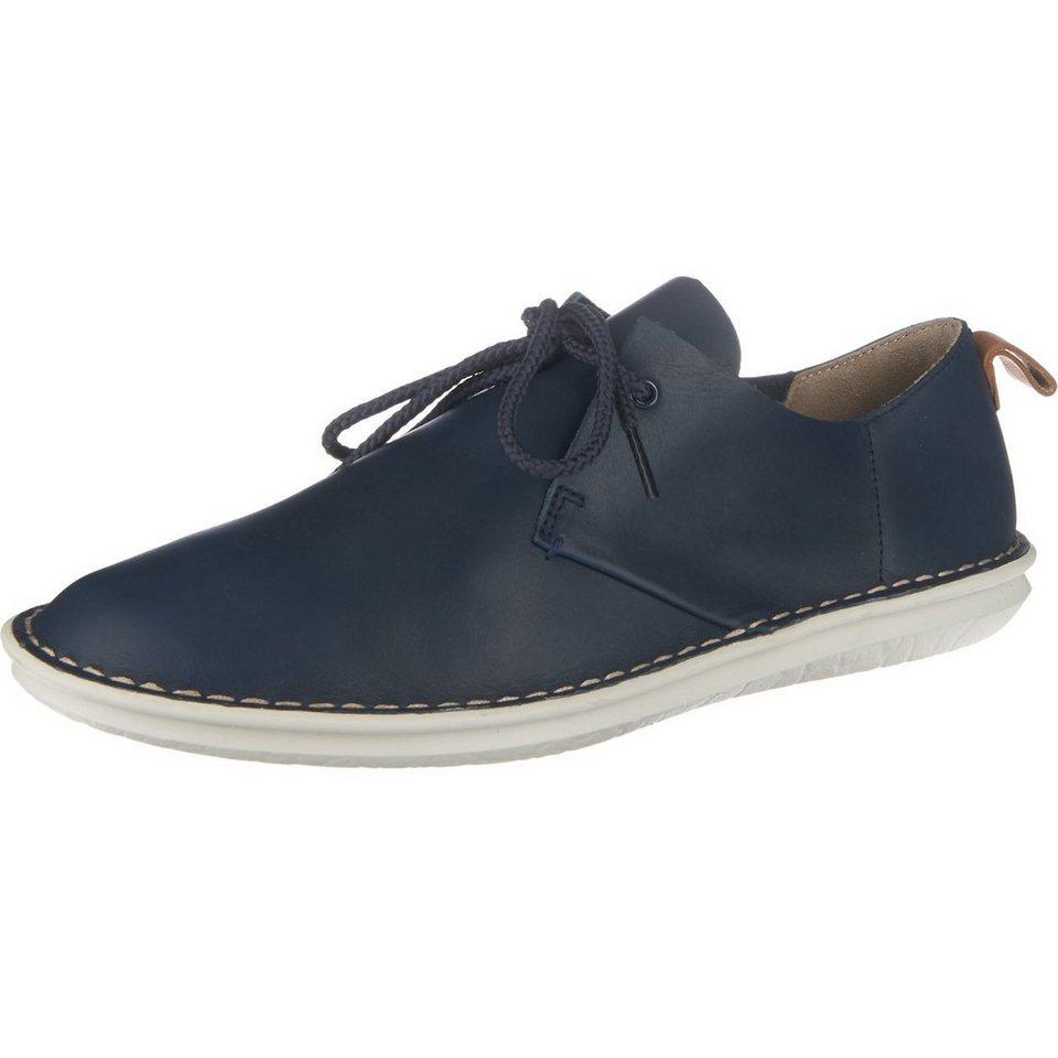 Clarks Tamho Edge Sneakers in dunkelblau