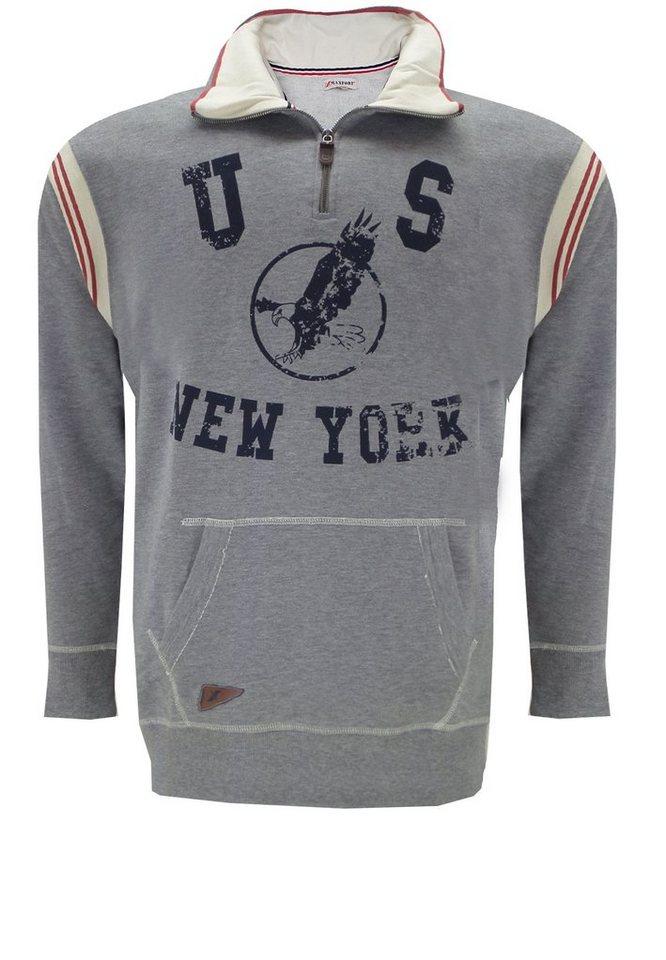 maxfort Maxfort Sweater in Grau