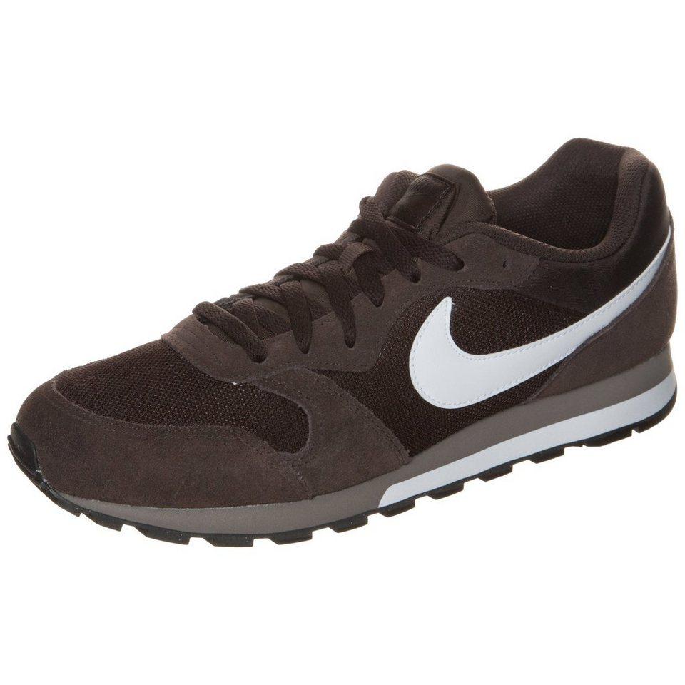 Nike Sportswear MD Runner 2 Sneaker Herren in braun / weiß