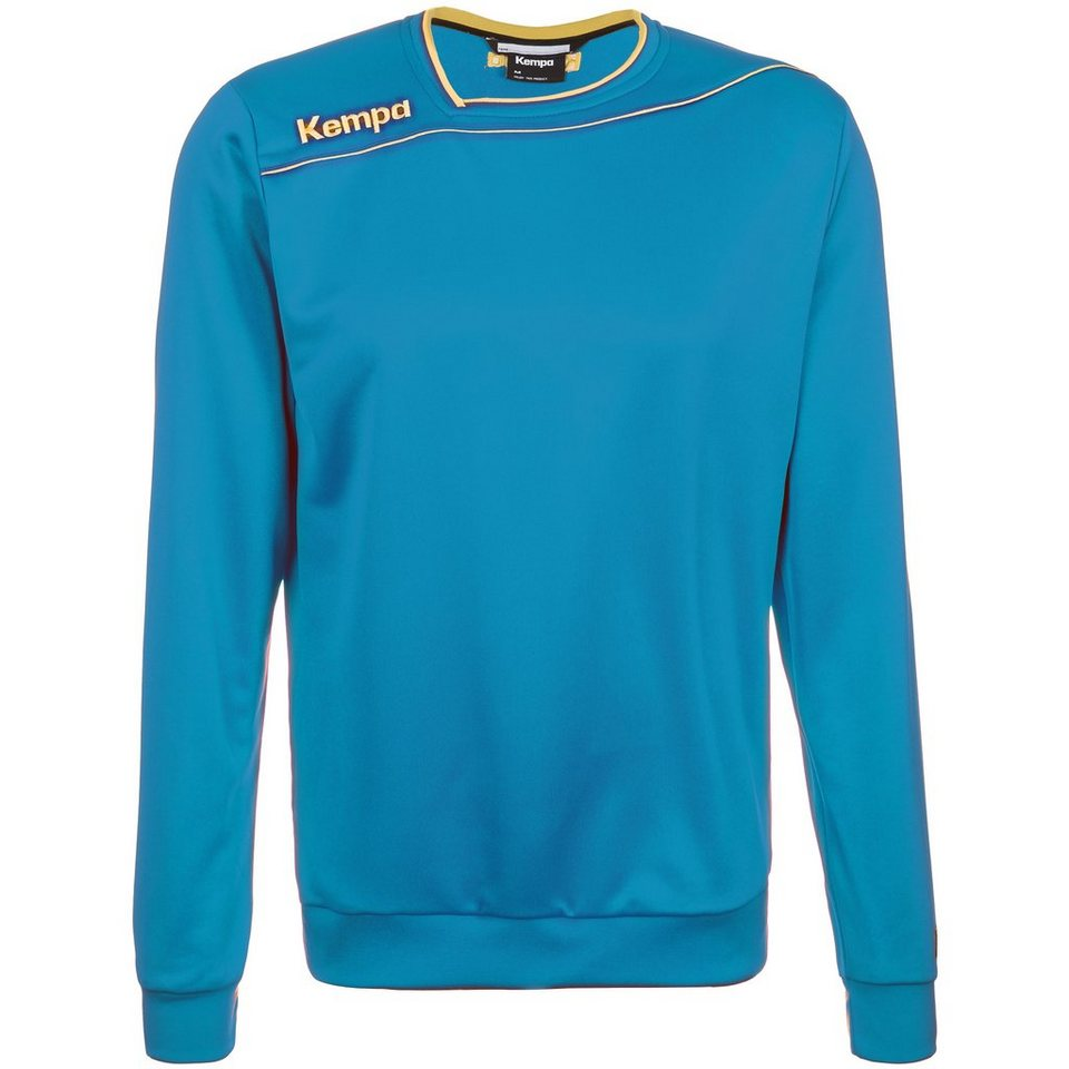 KEMPA GOLD Trainingsshirt Herren in kempa blau/gold