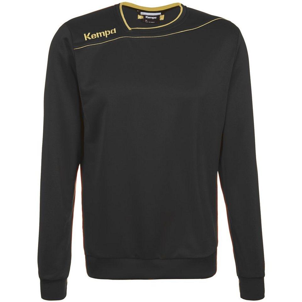 KEMPA GOLD Trainingsshirt Herren in schwarz/gold