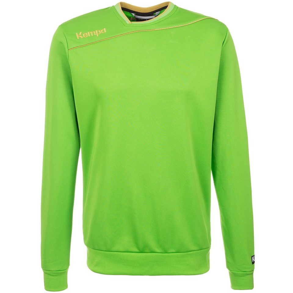 KEMPA GOLD Trainingsshirt Kinder in hope grün/gold