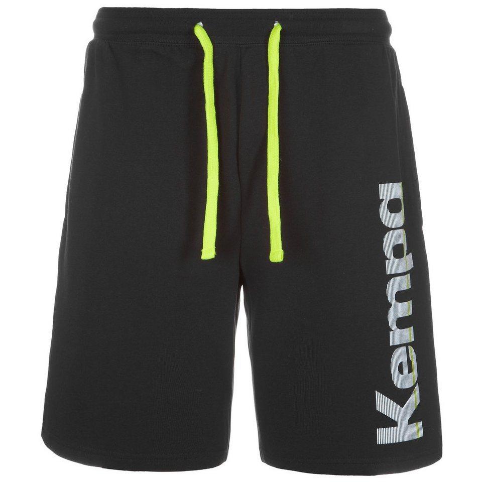 KEMPA Core Handballshort Kinder in schwarz