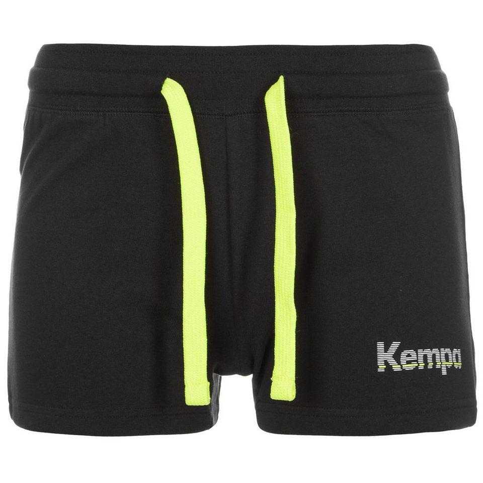 KEMPA Core Handballshort Damen in schwarz