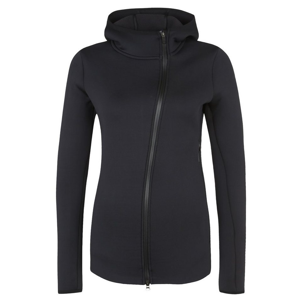 NIKE Therma Sphere Trainingsjacke Damen in schwarz