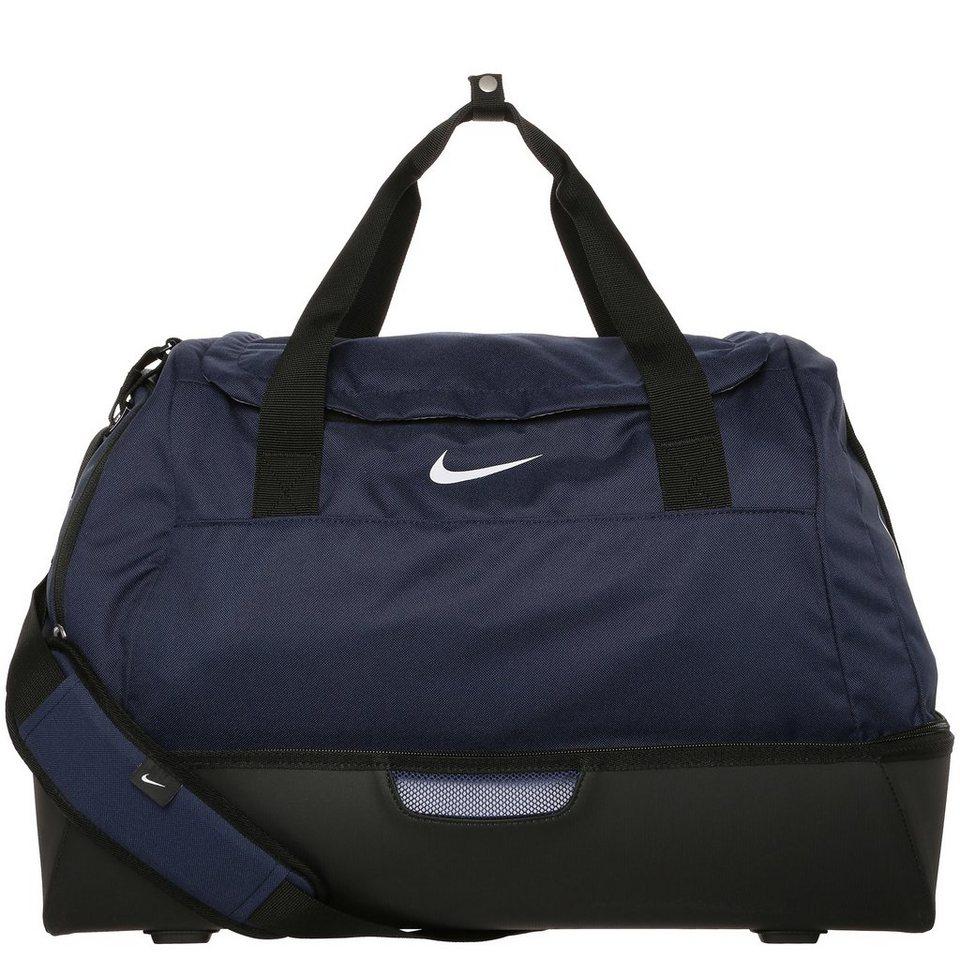NIKE Club Team Swoosh Hardcase Sporttasche Large in blau / weiß