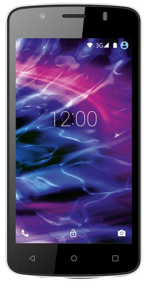 "MEDION® 11,43 cm (4,5"") Smartphone »LIFE® E4506 (MD 99478) Titan« in schwarz"