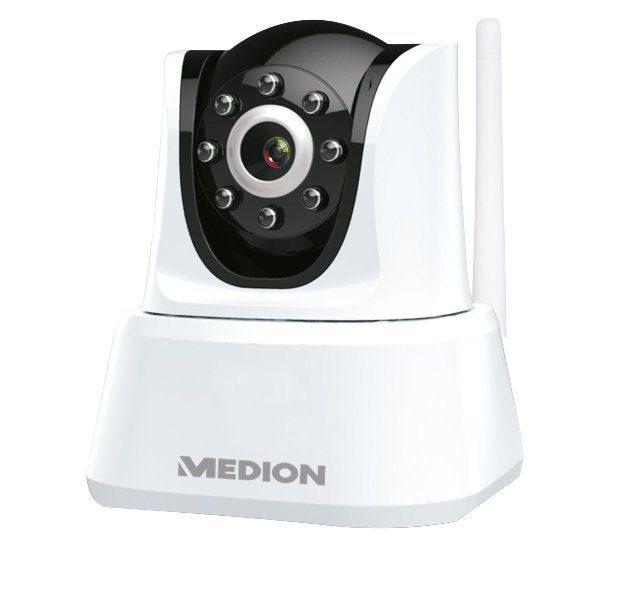 MEDION® Kabellose Netzwerk-IP-Überwachungskamera »E89269 (MD 87269)«