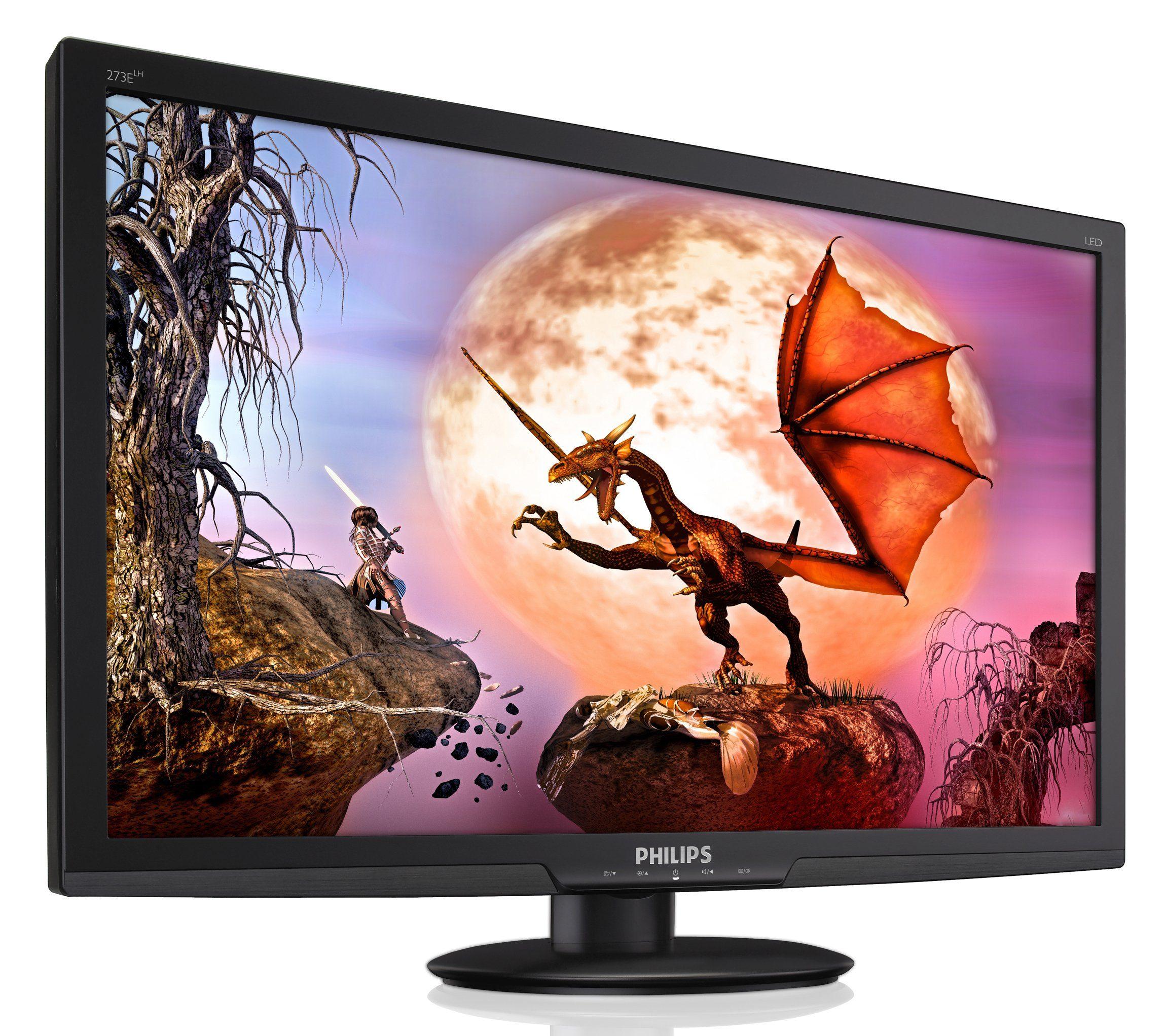 Philips Full HD Monitor 68,6cm (27 Zoll) »273E3LHSB«