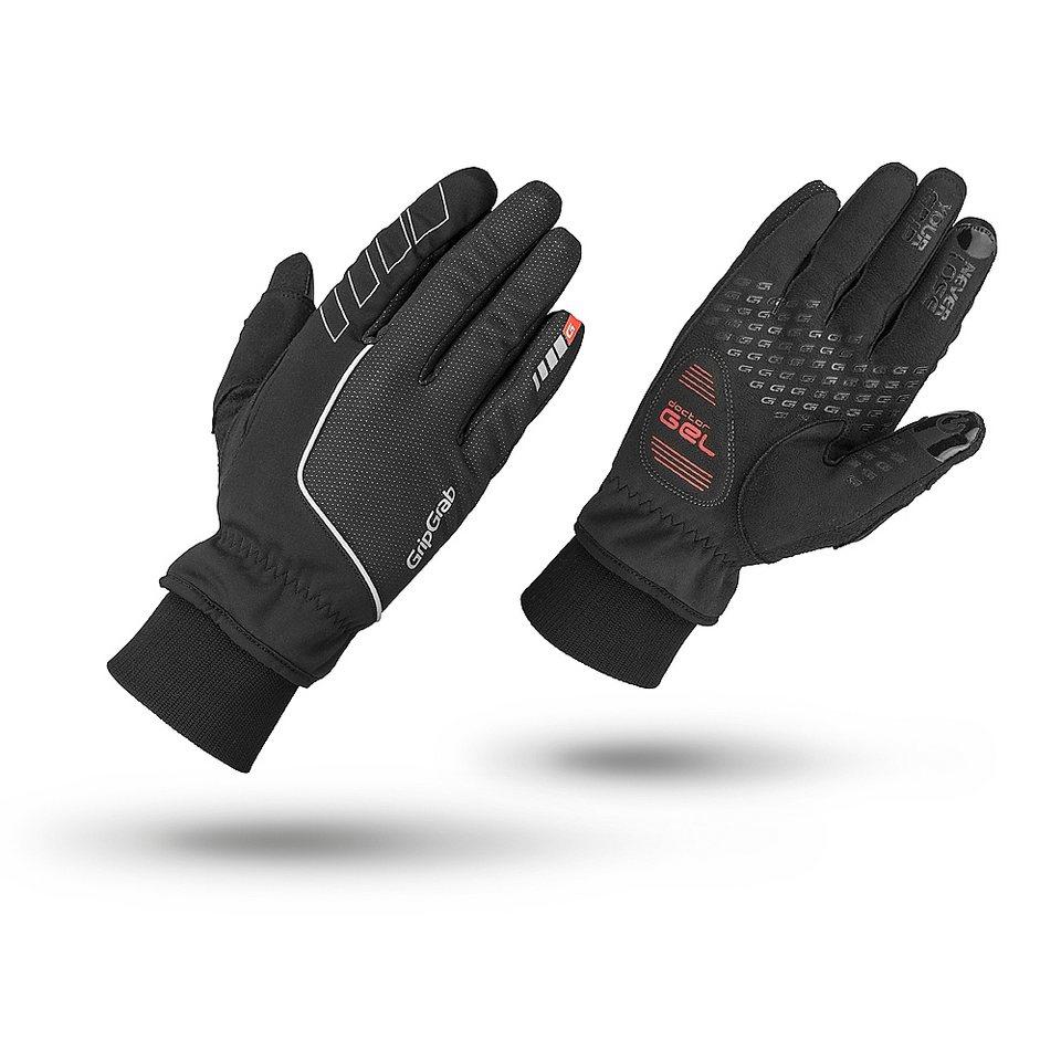 GripGrab Fahrrad Handschuhe »Windster Handschuhe« in schwarz