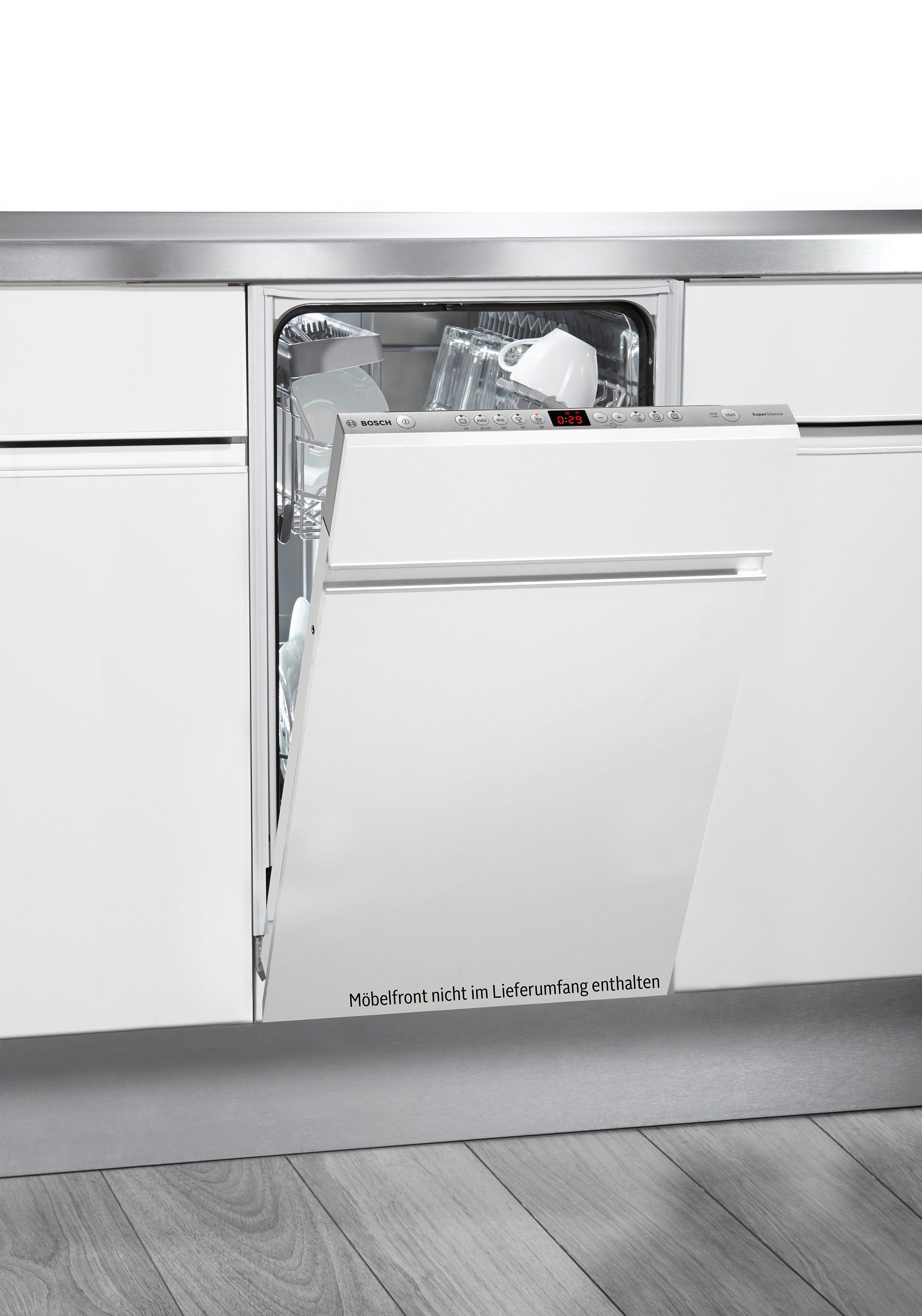 Bosch vollintegrierbarer Einbaugeschirrspüler SPV53N00EU, Energieklasse A+, 9 Maßgedecke