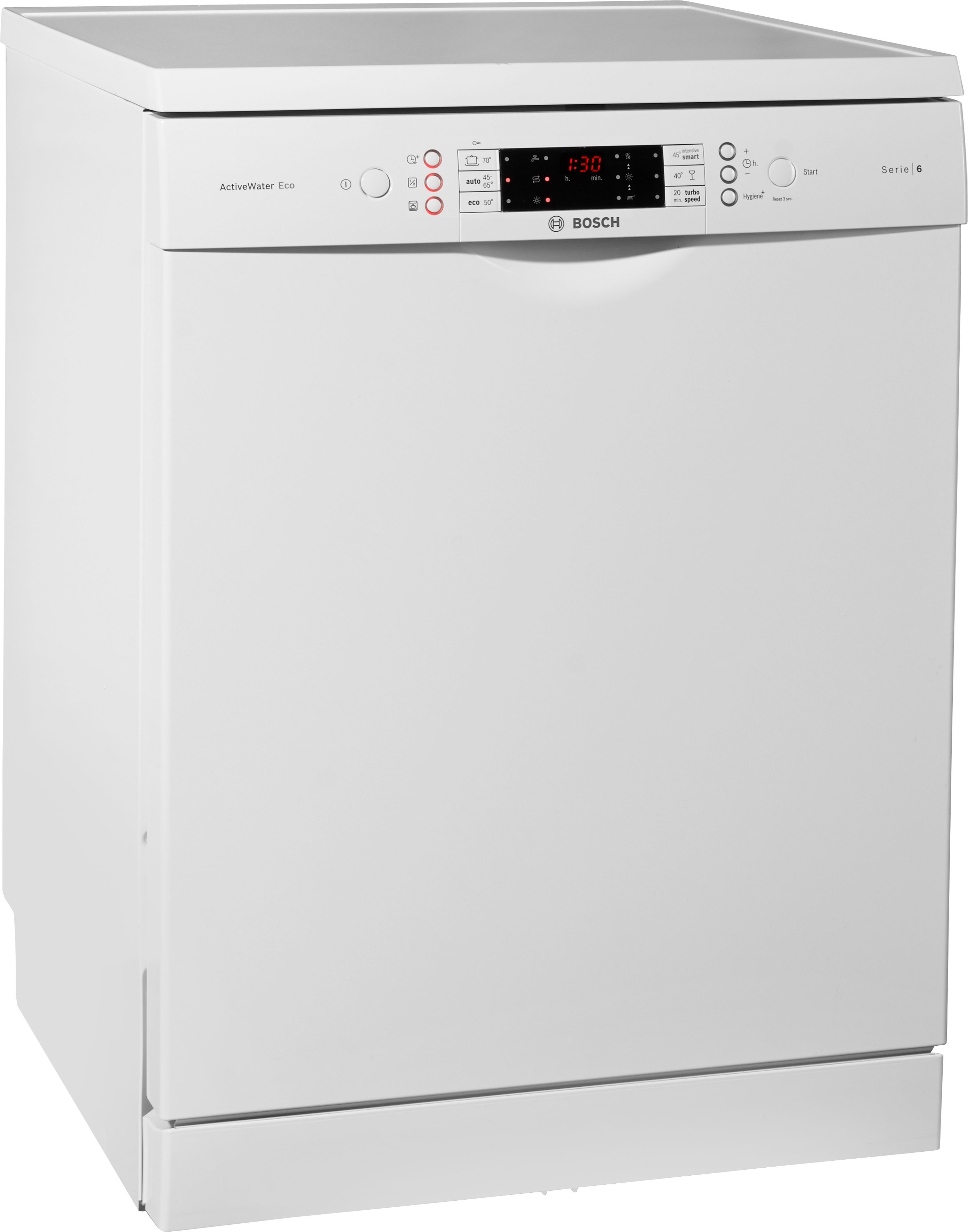 Bosch Standspüler SMS69N52EU Energieklasse A++, 6,5 Liter