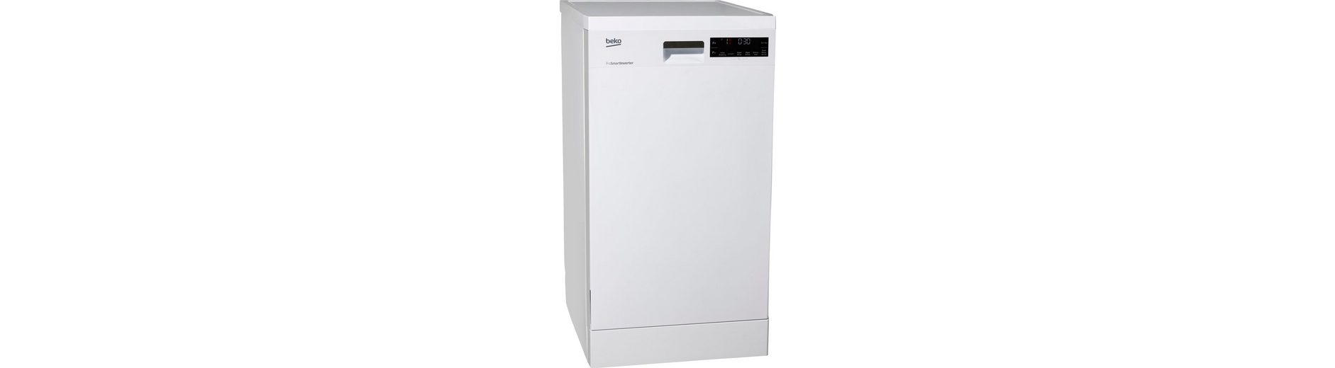 Beko Geschirrspüler DFS28020W, Energieklasse A++, 10 Maßgedecke