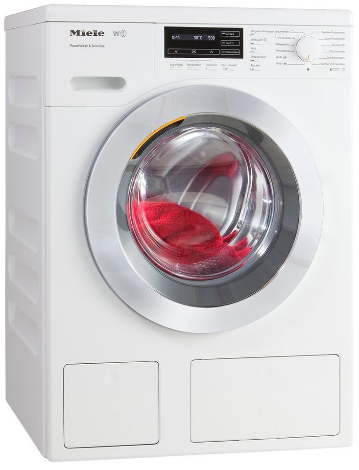 Miele Waschmaschine Integrierbar