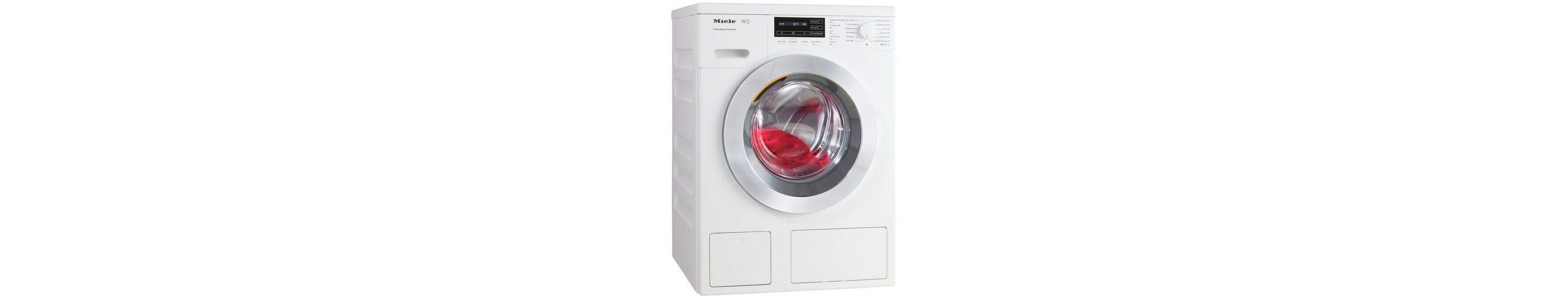 MIELE Waschmaschine WKH 121 WPS, A+++, 8 kg, 1600 U/Min