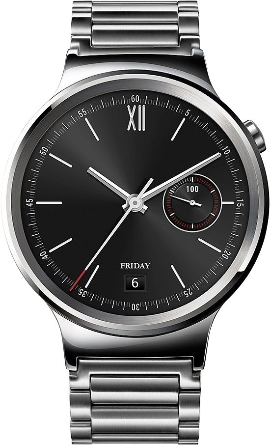 Huawei Watch Classic Smartwatch, Android Wear™, 3,56 cm (1 ...