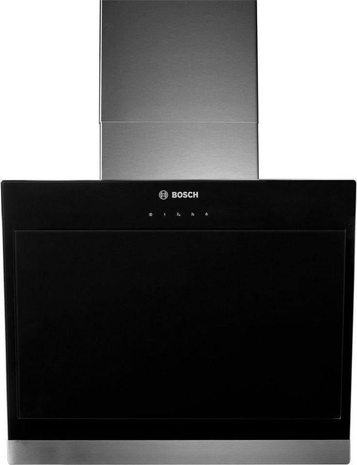Bosch Kopffreihaube DWK06G661 in schwarz