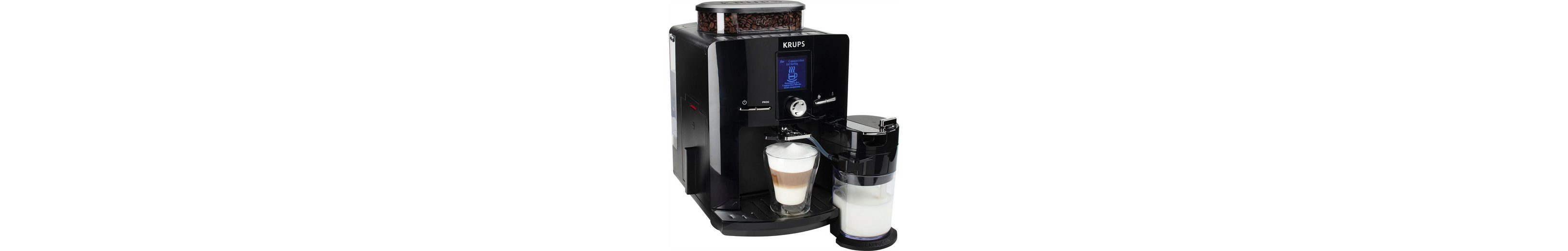 Krups Kaffeevollautomat EA8298 - Latt´Espress