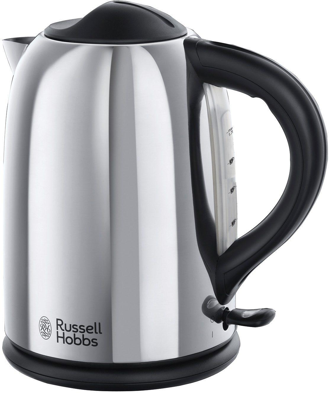 Russell Hobbs Wasserkocher Chester 20420-70, für 1,7 Liter, 2400 Watt