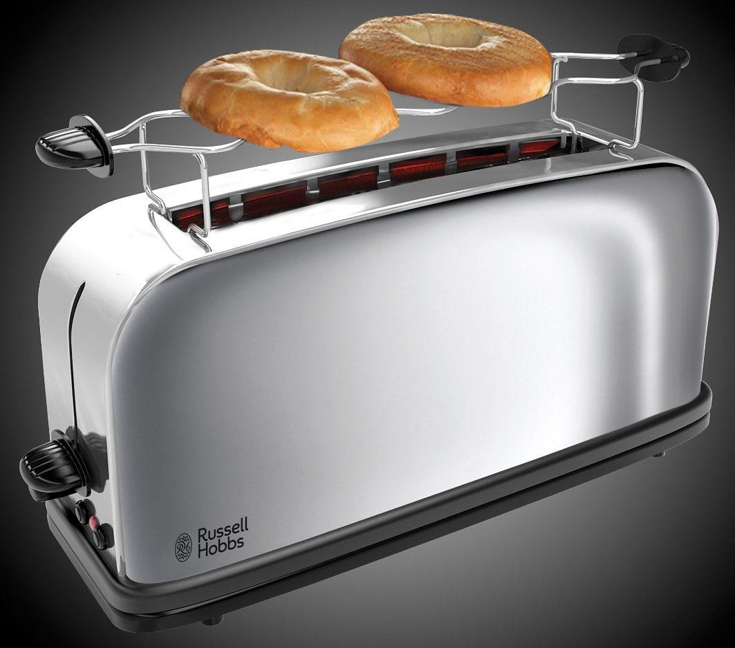Russell Hobbs Langschlitz-Toaster Chester 21390-56, mit extra breitem Toastschlitz, 1000 Watt
