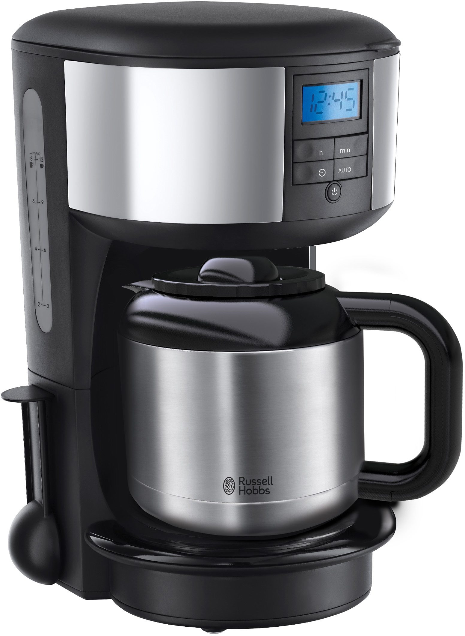 RUSSELL HOBBS Filterkaffeemaschine Chester 20670-56, 1,1l Kaffeekanne, Papierfilter 1x4