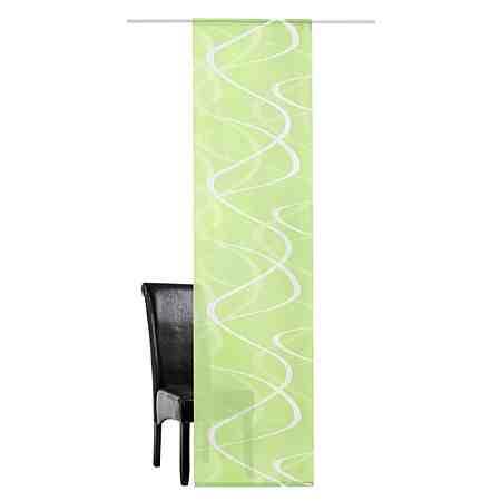 Halbtransparente Gardinen verschönern jeden Raum und lassen viel Licht ins Zimmer.