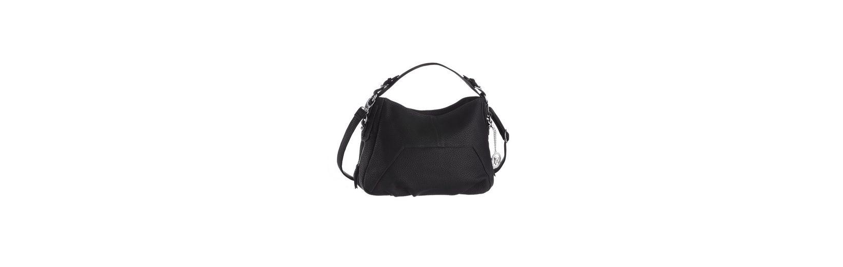 Laura Scott Hobo Bag mit Reißverschlussapplikation