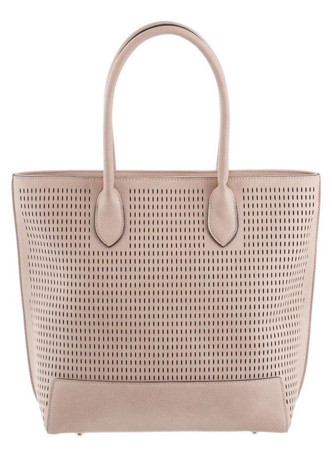 J. Jayz Shopper mit Perforation in nude