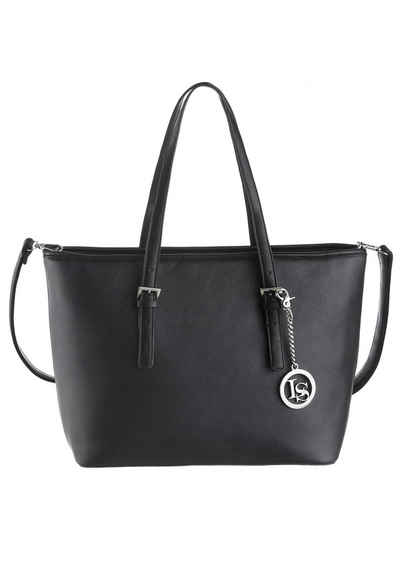 Damen Shopper mit Materialmix Label-Print Marc O'Polo N4PQgTo00