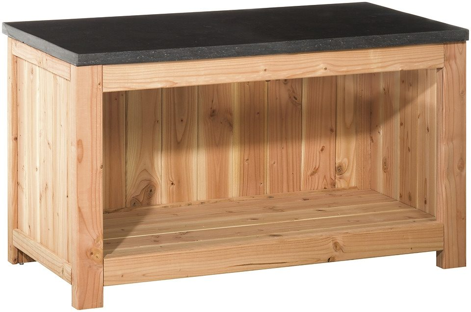 Outdoor-Küche (B/T/H: 109/56/60 cm)