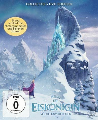 DVD »Die Eiskönigin - Völlig unverfroren...«