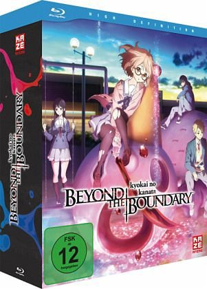 Blu-ray »Beyond the Boundary - Vol. 1«