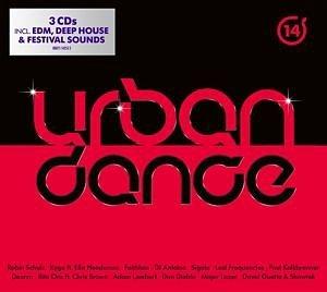 Audio CD »Diverse: Urban Dance Vol.14«