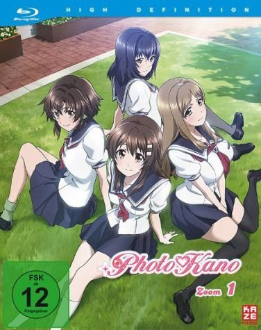 Blu-ray »Photo Kano 1«