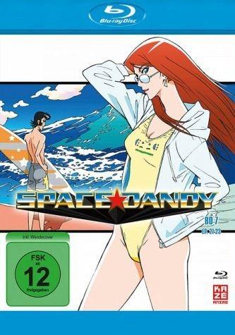 Blu-ray »Space Dandy - Vol. 7«