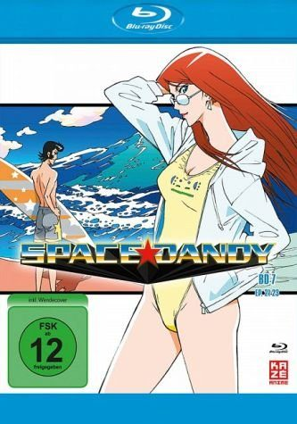 Blu-ray »Space Dandy - Vol. 7«